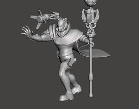 Psyops Viktor 3D Model