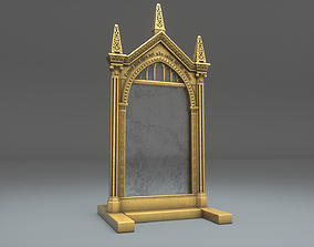Mirror Of Erised - Harry Potter 3D print model