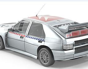 citroen bx4 car 3D model