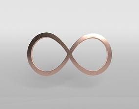 Unlimited Symbol v1 005 3D asset