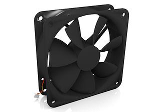 CPU Fan 3D
