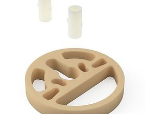3D printable model August Smart Lock Pro spacer