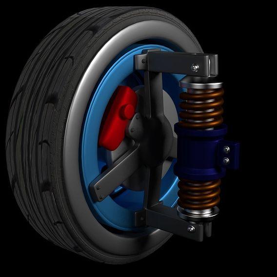 In-Wheel Motor