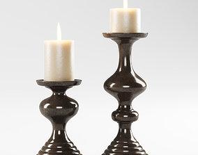 3D model Vermissen richmond candle holders