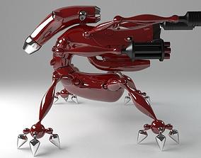 3D Fighting Robot