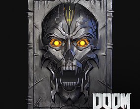 Doom Eternal - Rocket Launcher 3D model game-ready