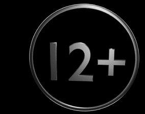 Twelve plus 4 3D