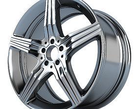 Auto Wheel 3D model