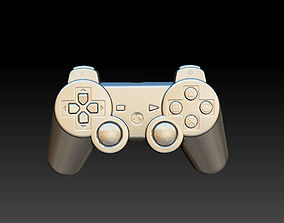 3D PS3 ControllerScan