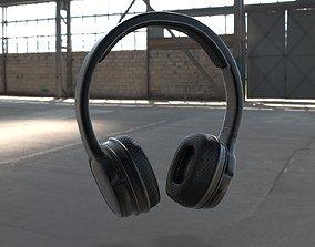 stylish 3D model Headphones