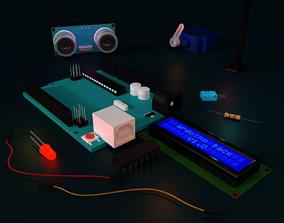 Arduino pack 3D asset