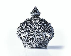 3D print model jewel Crown