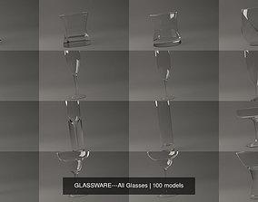 GLASSWARE---All Glasses 3D model
