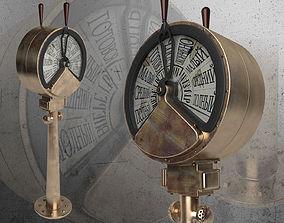 3D model Engine telegraph