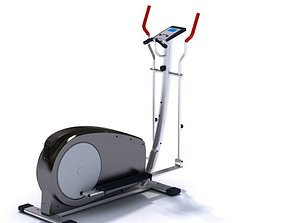3D model Exercising Sports Equipment