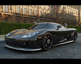 3D Koenigsegg CCX