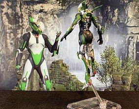 3D printable model Anthem Interceptor Javelin and Colossus