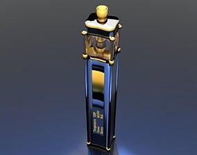 Luxury vape 3D