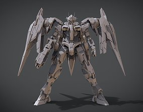 3D printable model Gundam oo raiser