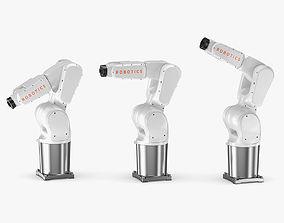 3D Generic Robotic Arm Industrial