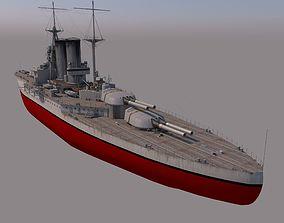 HMS Queen Elizabeth 3D