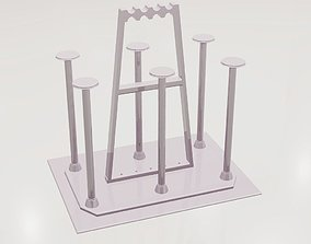 3D printable model Glass Holder