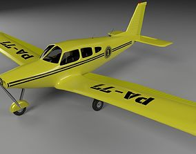 3D Airplane Piper
