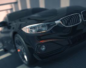 Sportscar 3D asset