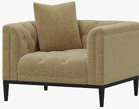 Eichholtz Cesare Chair 3D model
