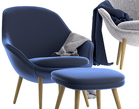 Boconcept-Adelaide living chair 3D model
