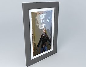 3D Not an exit painting