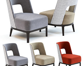 3D The Sofa and Chair Co - Donnelly Armchair