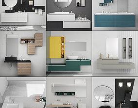 Bathroom furniture collection 4 Bathroom 9 3D