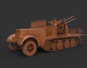 3D print model SdKfz 7