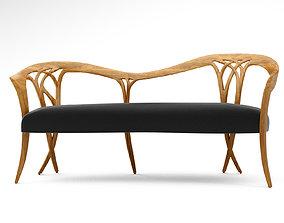 3D model Christopher Guy Vigne Pour Deux Sofa