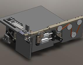 Connector pin machine 3D