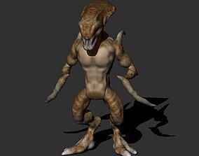 Alien Forge 3D asset