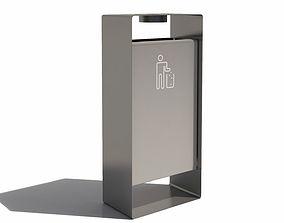 MMCite Radium Trash Can 3D