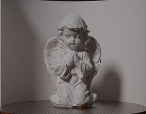 3D Angel -Digital Scan 3D printable