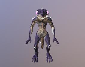 3D model Mirken Nightmere
