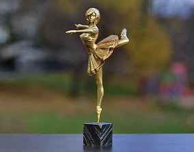 3D print model Ballerina 3