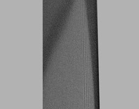 Modified Starboard foil mast 95 cm for 3D printable model