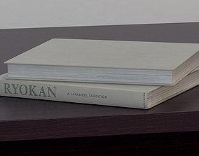RYOKAN Book 3D