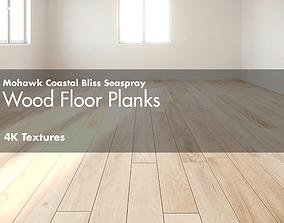 3D model Mohawk Coastal Bliss Seaspray Hardwood Wood 2