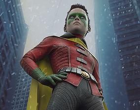 Robin - Damian Wayne 3D print model