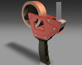 3D model Pak Strap Dispenser