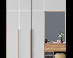 holl furniture 009 3D model shelf