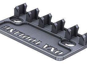 3D print model Quick Change OXA Lathe Tool Holder