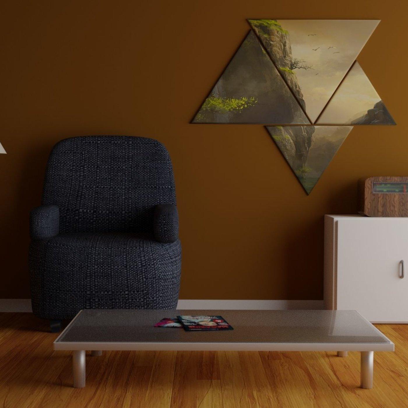 Minimalistic Interior Design