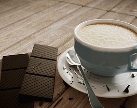 3D model Coffee Break java
